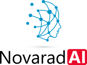 Novarad AI Logo Full Color